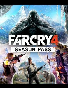 Far Cry 4 Season Pass (PC Download)