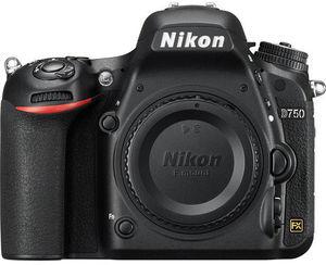 Nikon D750 DSLR Camera (Body Only, Refurbished)
