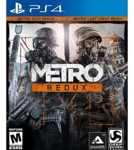 Metro Redux Bundle (PS4 Download - US Only)