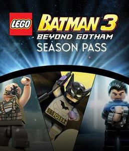 LEGO Batman 3: Beyond Gotham Season Pass (PC Download) + 1 Free Game