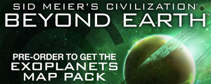 Sid Meier's Civilization: Beyond Exoplanets Map Pack DLC (PC/Mac Download)