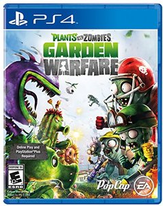 Plants vs. Zombies Garden Warfare (PS4) - Pre-owned