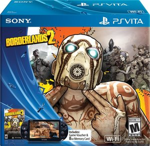 PlayStation Vita Bundle with Borderlands 2
