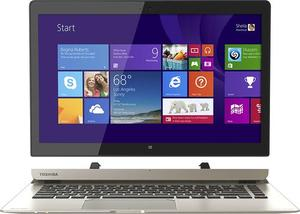 Toshiba Satellite P35W-B3226 2-in-1, Core i7-4510U, 8GB RAM, 128GB SSD, Full HD 1080p Touch (Pre-owned)