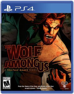 The Wolf Among Us (PS4 Download)