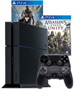 Playstation 4 500GB Cyber Week Blast From the Past System Bundle (Pre-owned)