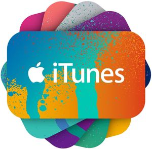 iTunes eGift Cards: 6% Off (Email Delivery)