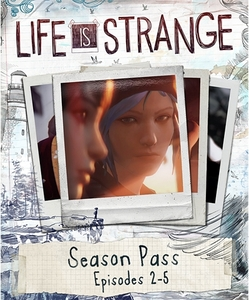 Life is Strange: Complete Season Episodes 1-5 (PC Download)