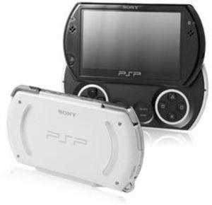 Sony PSP Go (Refurbished) White