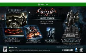 Batman: Arkham Knight Limited Edition (Xbox One)
