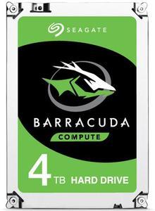 "Seagate BarraCuda 4TB 3.5"" Hard Drive - ST4000DM005"
