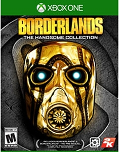 Borderlands: The Handsome Collection (Xbox One (Download) - Gold Required