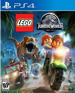 LEGO Jurassic World (PS4 Download) - PS Plus Required