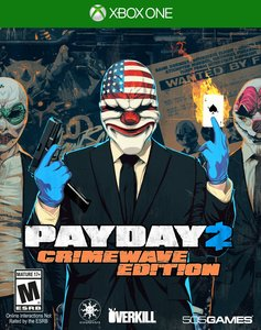 Payday 2: Crimewave Edition (Xbox One)