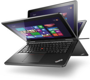 Lenovo ThinkPad Yoga 12, Core i3-5005U, 4GB RAM