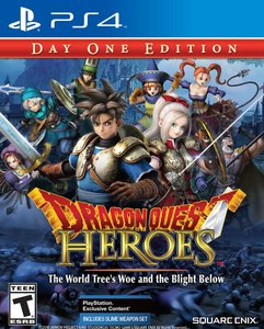 Dragon Quest Heroes: The World Tree's Woe and the Blight Below (PS4 Download)