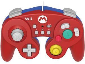 Hori Battle Pad Controller - Mario (Wii U)