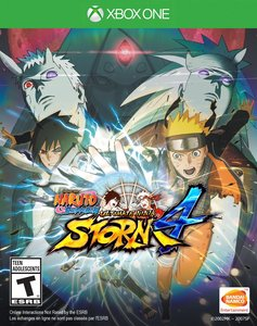 Naruto Shippuden: Ultimate Ninja Storm 4 (Xbox One Download)