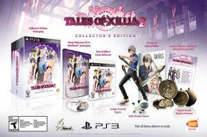 Tales of Xillia 2 Collector's Edition (PS3)