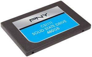 "PNY CS1111 SSD 2.5"" 480GB SSD7CS1111-480-RB"