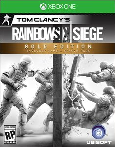 Tom Clancy's Rainbow Six Siege Gold Edition (Xbox One Download)