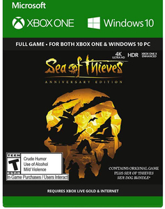 Sea of Thieves (Xbox One Download)