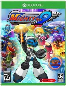 Mighty No. 9 (Xbox One Download) - Gold Required