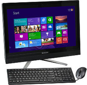Lenovo C50-30 F0B100CAUS 23-inch All-in-one Touch Core i5-5200U, 8GB RAM