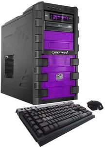 CybertronPC SLIEX-2X970 AMD FX-9590 Hexa-Core, GeForce GTX 970, 32GB RAM, 2TB HDD + 128GB SSD, Blu-ray