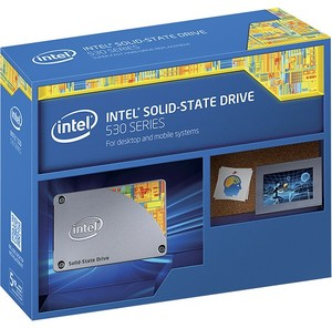 "Intel 530 Series SSD 2.5"" 240GB BBSSDSC240A4K5"