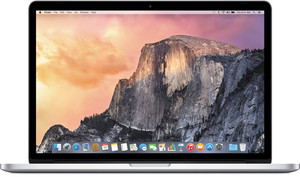 Apple MacBook Pro MJLQ2LL/A Core i7-4770HQ, 16GB RAM, 256GB SSD (New Open Box)