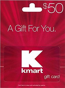$50 Kmart Gift Card (Email Delivery)
