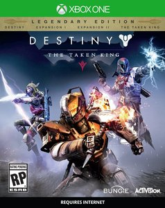 Destiny: The Taken King Legendary Edition (Xbox One)