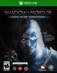 Middle-Earth: Shadow of Mordor GOTY (Xbox One Download) - Gold Required