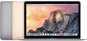 Apple MacBook MF855LL/A Core M-5Y51, 8GB RAM, 256GB SSD (Refurbished)
