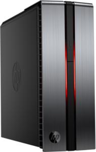 HP ENVY Phoenix 810se, Core i7-5820K, GeForce GTX 745 4GB, 12GB RAM, Windows 10