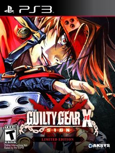 Guilty Gear Xrd Sign Limited Edition (PS3)