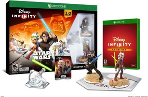 Disney Infinity 3.0 Edition Star Wars Starter Pack (Xbox One)