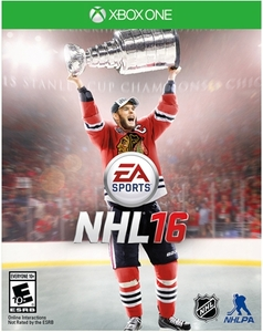 NHL 16 (Xbox One) - Pre-owned