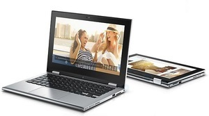 Dell Inspiron 11 3000 Series 2-in-1 Pentium N3700, 4GB RAM, 128GB SSD