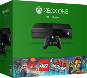 Xbox One The LEGO Movie Videogame Bundle + Free Game