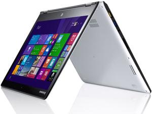 Lenovo Yoga 3 14 80JH00LKUS Core i3-5005U, 4GB RAM, 128GB SSD, Full HD 1080p (Black)