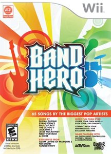 Band Hero featuring Taylor Swift (Wii)