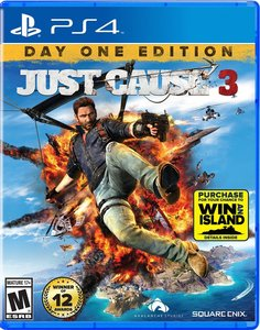 Just Cause 3 (PS4 - Pre-owned)