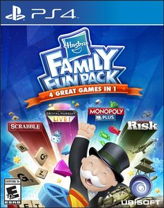 Hasbro Family Fun Pack (PS4 Download)