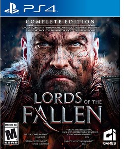 Lords of the Fallen - Complete Edition (PS4 Download)