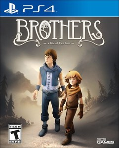 Brothers: A Tale of Two Sons (PS4) - Pre-owned