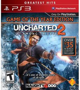 Uncharted 2: Among Thieves Game of the Year Edition (PS3)