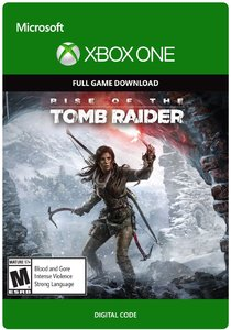 Rise of the Tomb Raider (Xbox One Download Code)