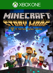 Minecraft: Story Mode - Complete Season (Xbox One Download) - Gold Required